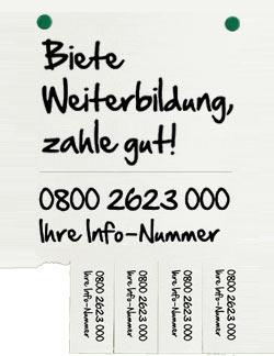 Holen Sie sich 500 Euro Bildungsprämie in Deutschland!
