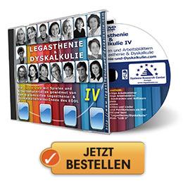 Legasthenie und Dyskalkulie DVD