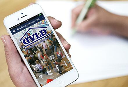 DVLD präsentiert kostenlose News APP nun auch für das iPhone