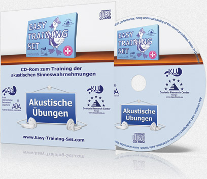 Best of Dyslexia, CD-Rom, Akustische Wahrnehmung, Legasthenie, Dyskalkulie, Legasthenietraining, Material
