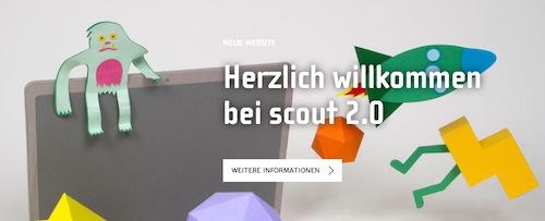 Scout 2.0: Digitale Medien und Kinder