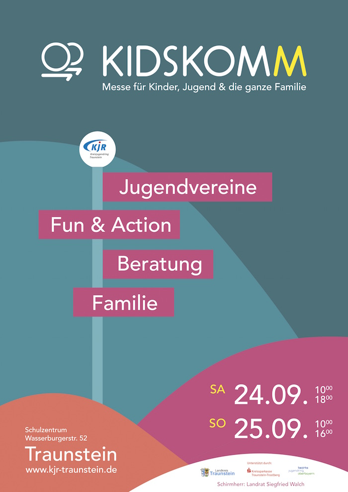 Kidskomm, DVLD, Veranstaltung