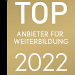 FOCUS-Siegel Top_Anbieter_ für_Weiterbildung_2022